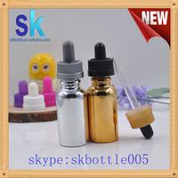 eliquid flavors 20ml glass dropper bottle smoke oil bottle