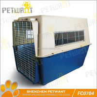Long performance life special folding dog cage crate kennels