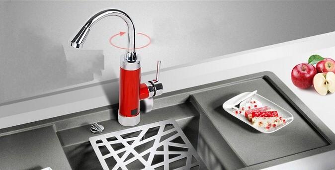 Электрический водонагреватель 3 LF