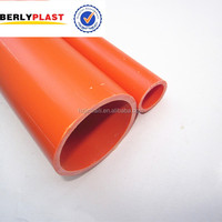 Electricity Pipe China Supply 125mm PVC Pipe