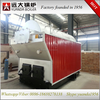 DZ series wood coal fired small steam boiler
