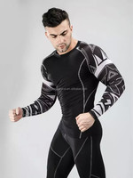 Hongen apparel New Arrival Rash Vest/ Rush Guards / Rash Guard Mma