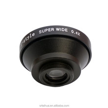 HOT! Universal 0.4x Super Wide Angle clip lens, new selfie lens