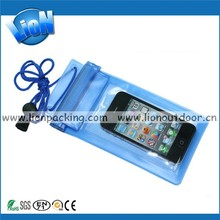 High Quality PVC Waterproof Cell Phone Pouch