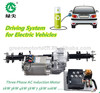 high quality AC electric vehicle motor