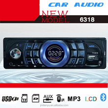line out car mp3 fm transmitter full function car stereo TY-6318