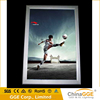 Noticeable advertising four open LED snap frame with high-quality aluminum profile to resist shock