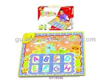 cotton baby play mat with music GY18546