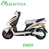 ELECYCLE EM29 60V/800W Brushless Lead-acid Electric Motorcycle Drum Brakes from Jiangmen, China