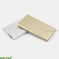 SINOTEK 5200mAh 5v battery rechargeable powerbanks