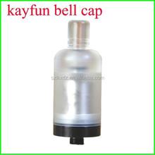 hottest new atomizer rba kayfun 4/kayfun v4/kayfun v4 clone/kayfun bell cap with 1:1 clone