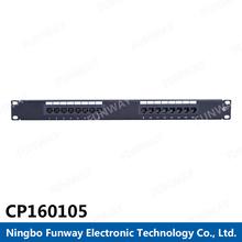 Zhejiang Manufacturer 12 core fiber patch panel