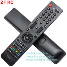 High Quality 55 Key BlackLCD plasma TV remote CN - 31651 CN - 31658 CN - 31651-5 for Hisense ZF Factory
