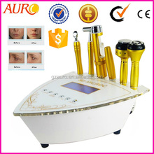 (Au-49B) 5D ultrasound probe micro current Skin Activating Device