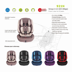 Passed ECE R44/04 Safety Baby Car Seat,protective infant car seat,comfortable car seat for kids