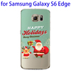 Best selling Christmas Case for Samsung Galaxy S6 edge phone cover
