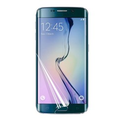 S6 Edge screen protector,wholesale top quality clear screen protector for samsung s6 edge
