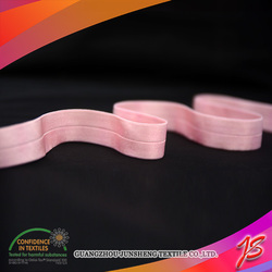 Guangzhou top sale mint fold over elastic