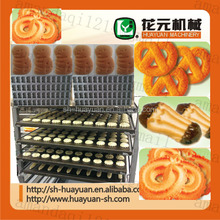 Hyrxl-50 tipo rotativo de ar quente cremalheira do forno, Preço para forno de ar quente, Forno de pizza elétrico