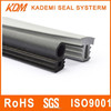 rubber strip sliding door and window seal/rubber bumper strip