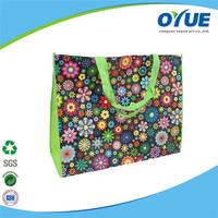 Hot promotion item non woven unique reusable shopping bags
