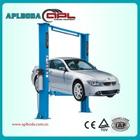 2015 hotsale hydraulic used 2 post car lift for sale APL-6240