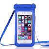 Precision sealing super waterproof phone case for 5.5inch mobile phone with super waterproof up to 20 meters underwater