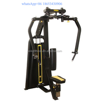 JG-1638 Gym Pear Delt Pec Fly Fitness Equipment