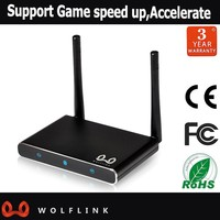 High-gain dual external antennas 200meter transmission 300Mbps wireless wifi router Allocate bandwidth according demands router