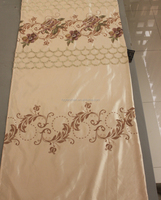 2015 new products high quality magnetic fabric fashion jacquard fabric
