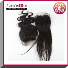Hot selling cheap lace closure weave beautiful indian hair lace front closures 613 color lace closure aliexpress