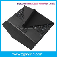 Cheapest Hot Selling Wireless Bluetooth Keyboard Leather, Keyboard With Touchpad