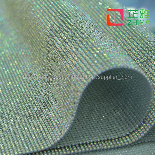 Adhesive Rhinestones on a Roll Hot Fix Adhesive Rhinestone