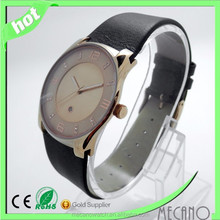 2015 Quartz Type and Not Specified gift watch,factory direct sale ,rose gold watch