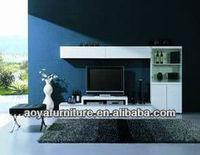AY-D3041 wall units design in living room