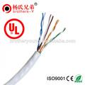 2014 nuevo producto cat5e 24 cable awg utp/ftp/sftp precio de fábrica