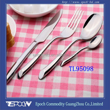 Good quality ready goods feature stainless steel banquet silverware