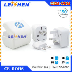 Leishen Brand Good quality portable cell phone charger for valentine gifts