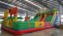 inflatable bouncer slide commercial quality best seller