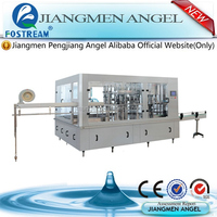 Factory manufacture monoblock purified 3 in 1 pure water filling machine