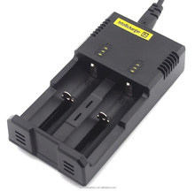 Wholesale Nitecore I2 Micro Processor Controlled Battery Charger AAA 26650 22650 18650 AA 17670 18490 Adapter