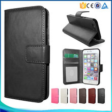Small MOQ 30PCS Flip Mobile Cover Leather Case For Samsung GALAXY Grand Prime/G530 New Design Book Wallet Cases Covers