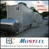 20 and 40ft shipping shanghai prefab house movable for sale