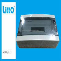 12 Way IP65 ABS and PC Plastic HA Water Proof Distribution Box