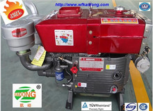23.5KW Water Cooled 4-Stroke Single Cylinder Diesel Engine