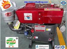 23.5KW Water Cooled 4-Stroke Single Cylinder Diesel Engine