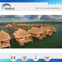 overwater maldives beach hotel for lease