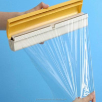 super clear cling wrap for window insulation