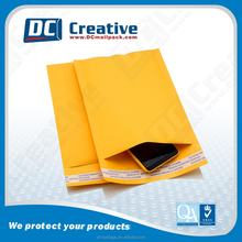 Small Gold Brown Jiffy Padded, Bubble Lined Envelopes Mail Bag UK LITE