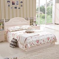 Modern King Size Bed Hotel Bedroom Furniture Set